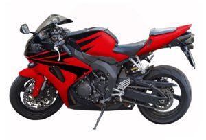 Individuelle Motorrad Aufkleberaufkleber Produktionde