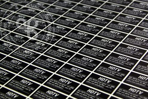 Ordnerrückenaufkleber Drucken Aufkleber Produktionde
