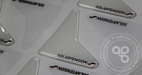 3d Gel Aufkleber Transparent Mit Druck Aufkleber Produktionde
