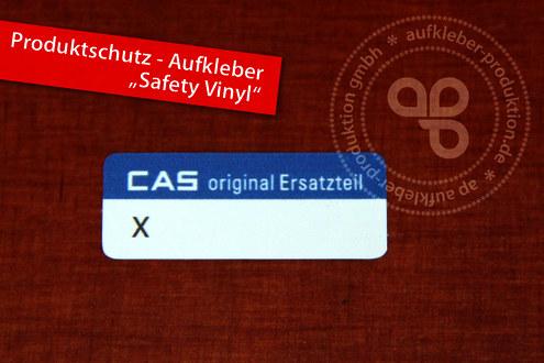 Produktschutz Siegel Aufkleber Drucken Aufkleber